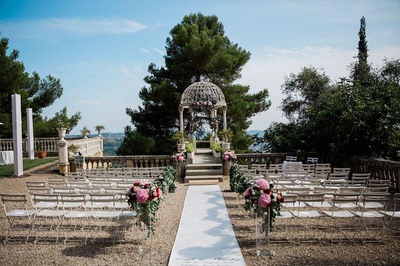 Se marier dans le sud de la France